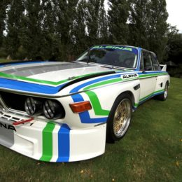 1972 BMW 3 CSL Batmobile
