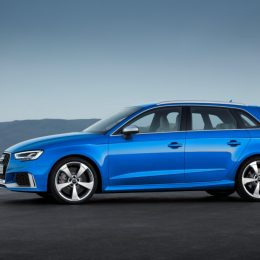Audi RS3 Sportback Returns With 400PS
