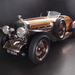 Hispano Suiza 'Tulipwood'