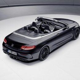 Mercedes-AMG C 43 Cabriolet