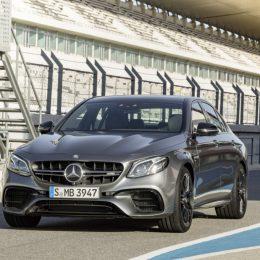 Mercedes-AMG E 63 4MATIC+ Saloon