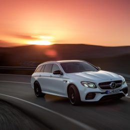 Mercedes-AMG E 63 S 4matic+ Estate