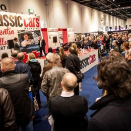 Quentin Wilson's Smart Buys at The London Classic Car Show 2