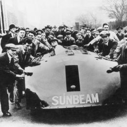 Sunbeam 1000hp Restoration To Celebrate 90th Anniversary