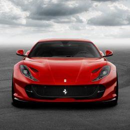 The Ferrari 812 Superfast