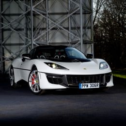 Unique Lotus Evora Sport 410 honours iconic Esprit S1