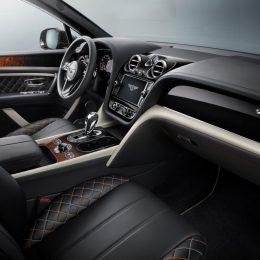 Bentley Introduces The Bentayga Mulliner Luxury SUV