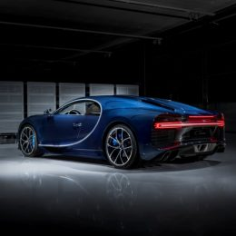 Bugatti Reports 250th Order For The Chiron