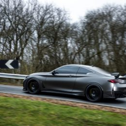 Infiniti And Renault Sport Formula One Join Forces To Create Project Black S