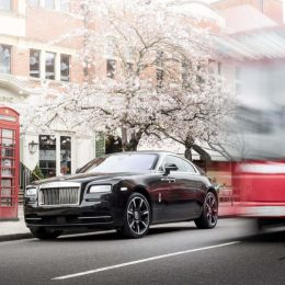 Rolls-Royce Collaborates With British Music Legends For Series Of Bespoke Wraith Models