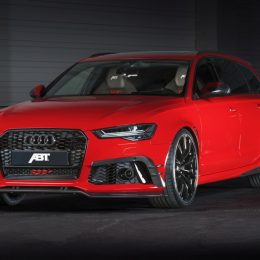 The ABT RS6+ Limited Edition With 705hp