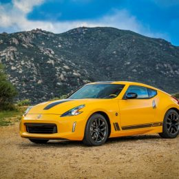 2018 Nissan 370Z Heritage Edition previewed at New York International Auto Show