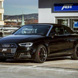 ABT 400hp Audi S3 Cabrio