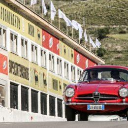Alfa Romeo Showcases Prestigious Racing Heritage At 101st Targa Florio