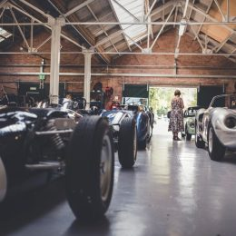 Banbury & Bicester College To Offer Classic Car Maintenance Courses From Bicester Heritage