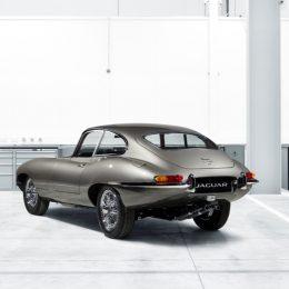 Jaguar Classic To Launch E-Type Reborn At Techno-Classica Essen Show