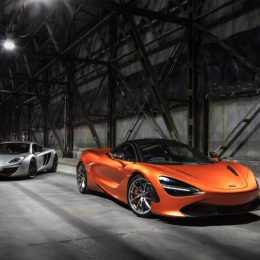 The McLaren 720S Super Series
