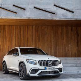 Mercedes-AMG GLC 63 S 4MATIC+ Coupé, 2017