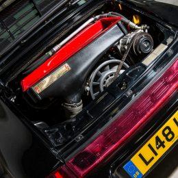 Rare, limited edition 1993 Porsche 911 Turbo S Leichtbau