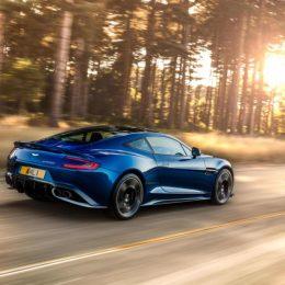2016 Aston Martin Vanquish S