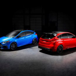 ocus RS Performance Car Fans Inspire New Limited-Edition That's Even More Fun To Drive