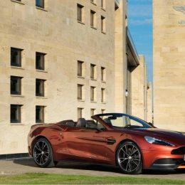 Aston Martin Vanquish Volate Q