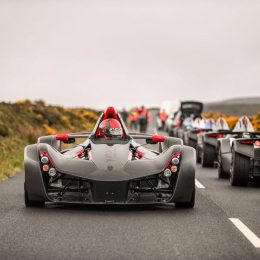 BAC Celebrates Show-Stopping Weekend On The Isle Of Man