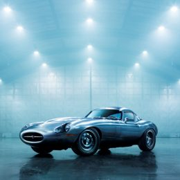 Eagle E Type Low Drag Coupe