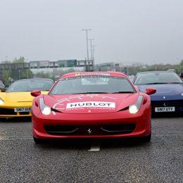 Ferrari Owners Club GB Celebrate Their 50th Anniversary