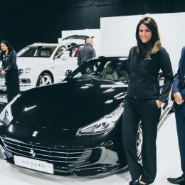 H.R. Owen Steals The Show At The 2017 London Motor Show