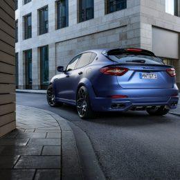NOVITEC ESTESO Based On The Maserati Levante