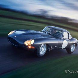 Rare Jaguar Lightweight E-type is Stratstone's star of the show