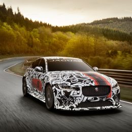 SVO Unleashes The Jaguar XE SV Project 8