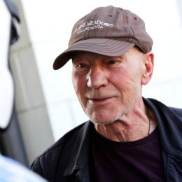 New Starring Role For Movie Legend Sir Patrick Stewart