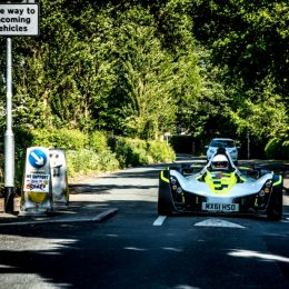The Isle Of Man Government Gets First Ever BAC Mono Police Car