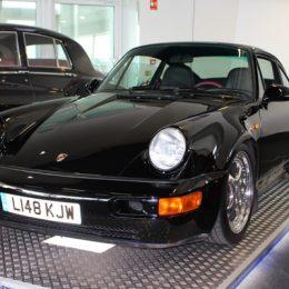 The Porsche 911 S Turbo Leicthbau
