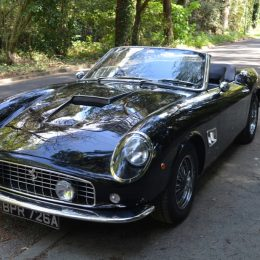 Unique Ferrari Recreation 250 GT - Barons Classic And Sports Cars Sale