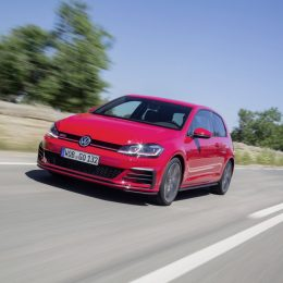 Updated Golf GTI Performance