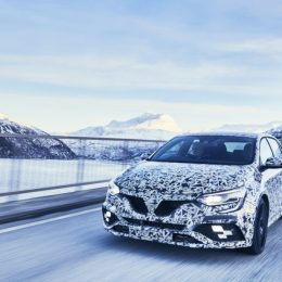 All-New Mégane Renault Sport To Offer Four-Wheel Steering And A Choice Of Two Chassis