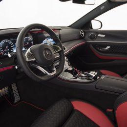 BRABUS refines the new Mercedes E-Class Wagon