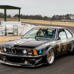 Iconic JPS Liveried BMW To Wow Crowds At Silverstone Classic 2017