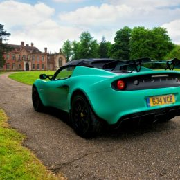 Introducing The New Lotus Elise Cup 250