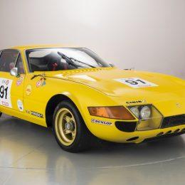 Race Ready Ferrari 365 GTB/4 Up For Sale