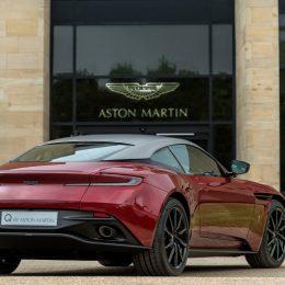 The Henley Royal Regatta Aston Martin DB11