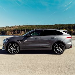 The Jaguar F-PACE By AC Schnitzer