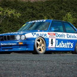 1991 BMW E30 M3 Ex-Tim Harvey