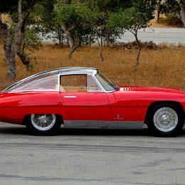 1960 Alfa Romeo Superflow IV Pininarina coupe