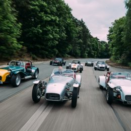 Caterham Seven Series