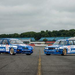 Labatt's Race Cars