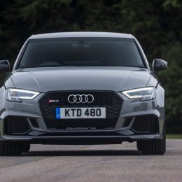 Pacesetters from Audi Sport - new 400PS RS 3 Saloon